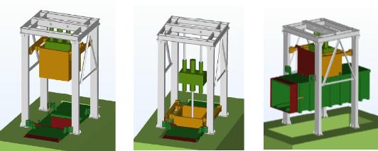 垂直压缩式垃圾站选用方案