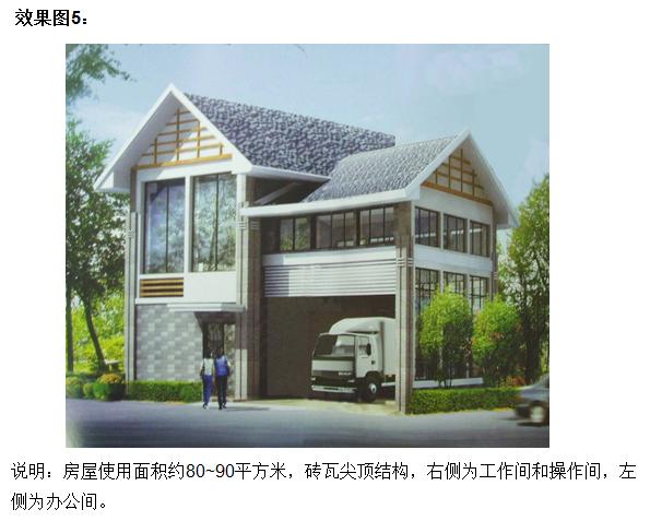 平房一层楼房子设计_平房一层楼房子设计分享展示